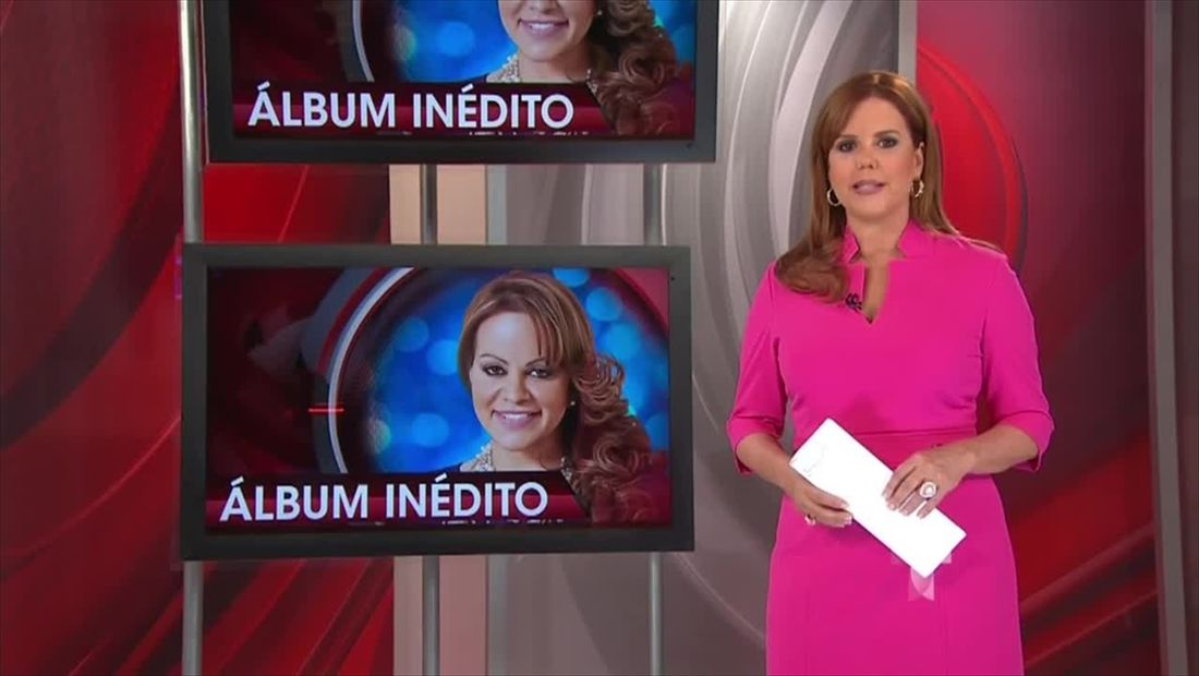 La Diva de la Banda tendrá álbum inédito (VIDEO)