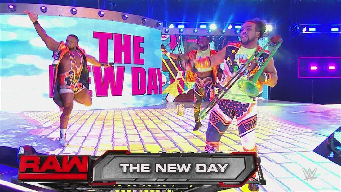 WWE RAW 3/03