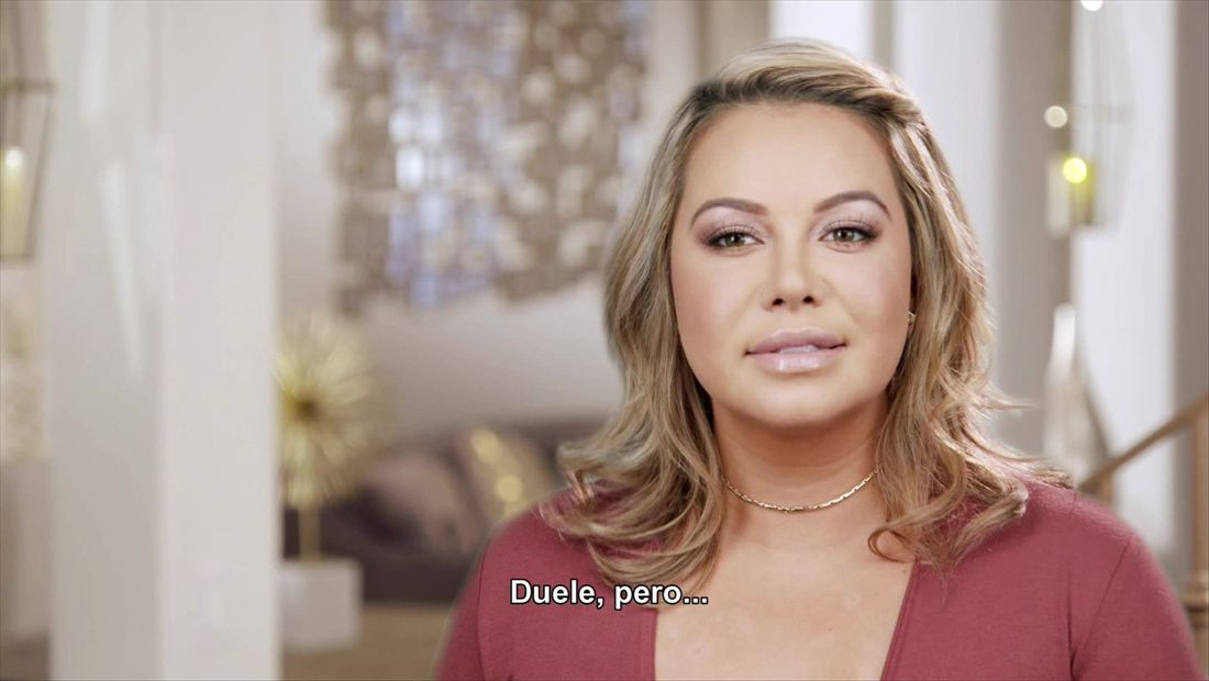 Chiquis shows off her new house