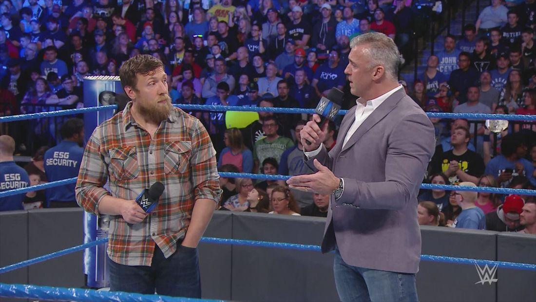WWE SMACKDOWN 3/11