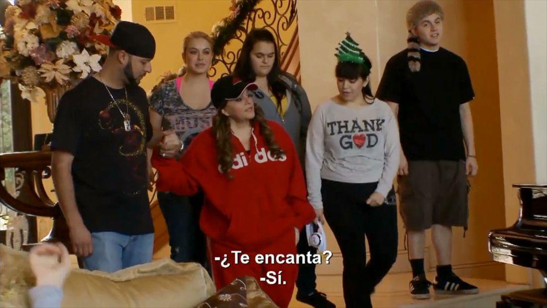 La sorpresa navideña para Jenni Rivera: I love Jenni (VIDEO)