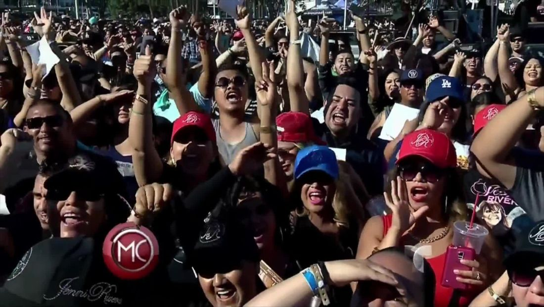 Cientos de fanáticos celebraron el festival Jenni Vive en honor a Jenni Rivera (VIDEO)