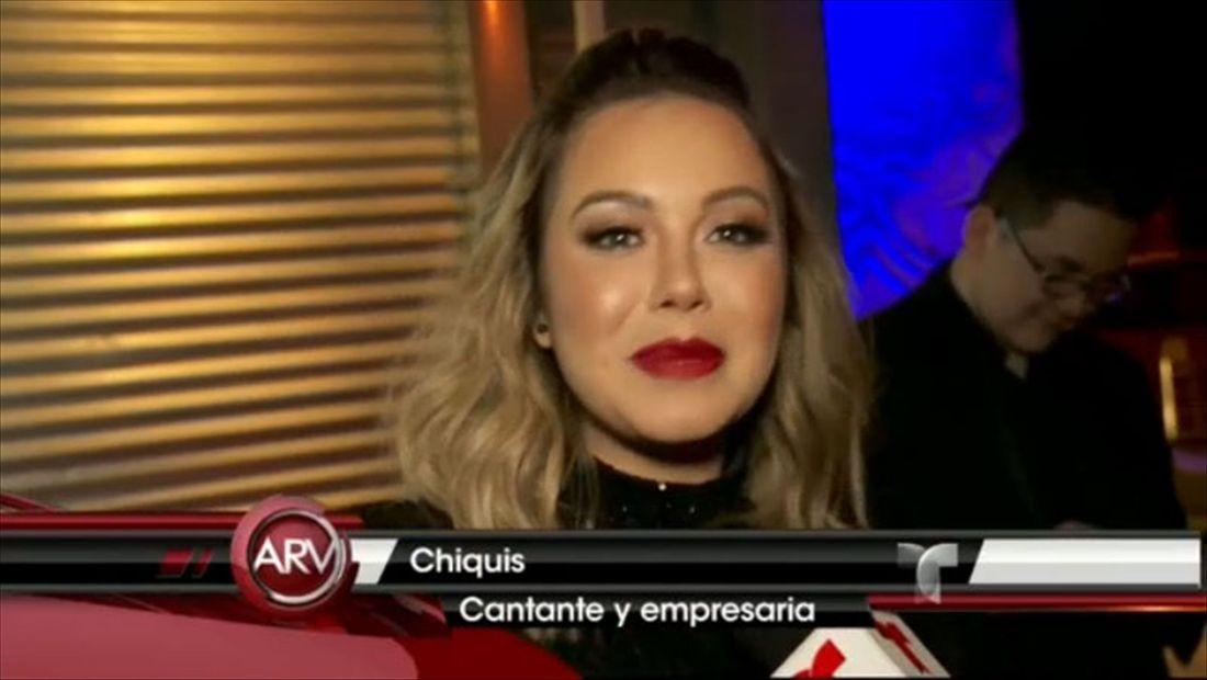 Chiquis ahora empresaria de cosméticos (VIDEO)