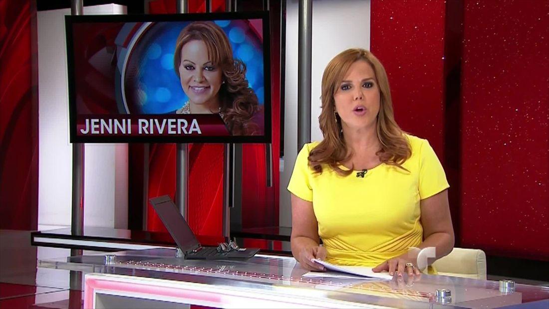 Novedades sobre la muerte de Jenni Rivera (VIDEO)