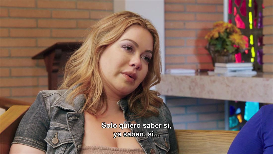 """I really need a parent right now"" Chiquis"