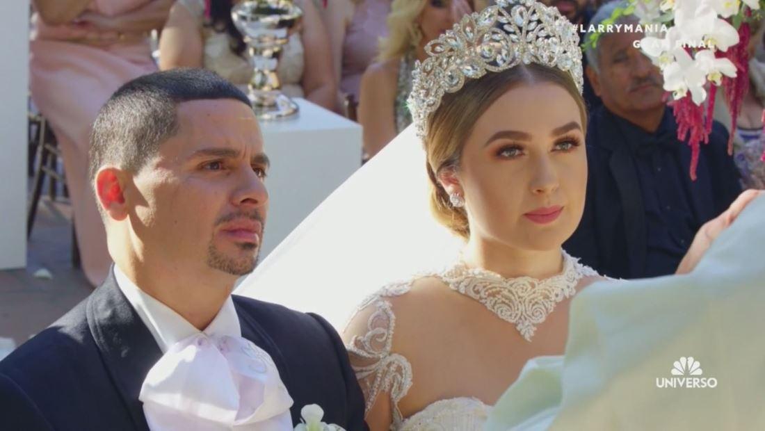 Al fin, marido y mujer