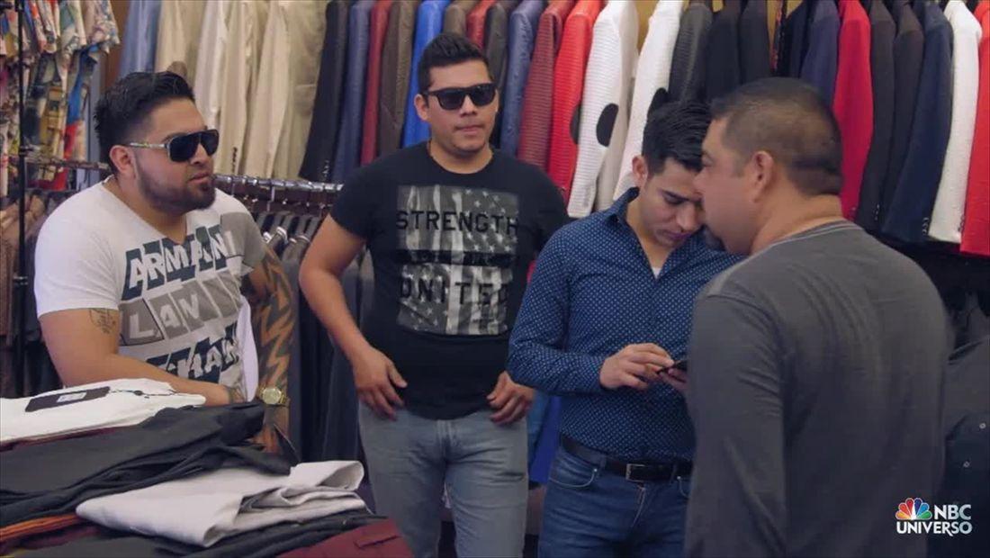 "Larry se roba el estilo de ""El Chapo"" | Larrymania (VIDEO)"