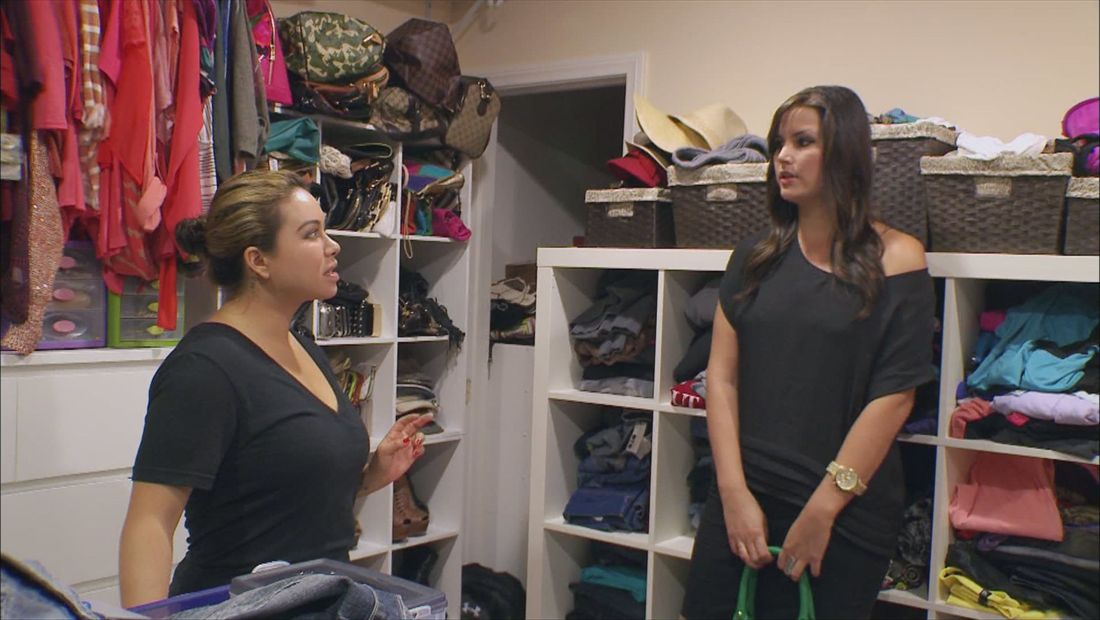 """""""I turned the bedroom into my closet"""" Chiquis"""