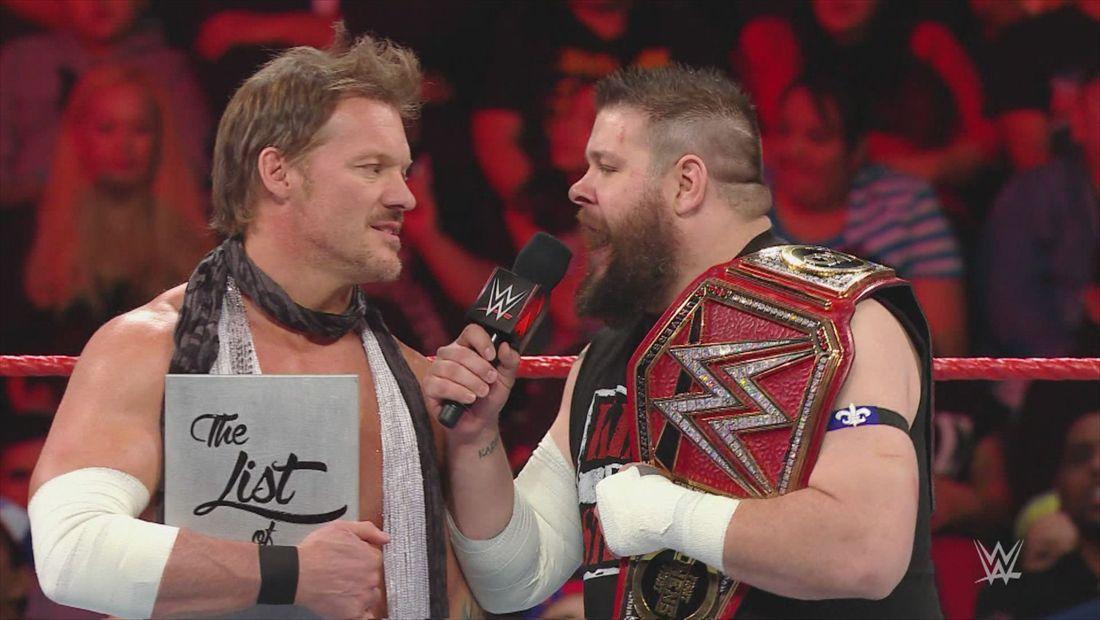 WWE RAW 2/03