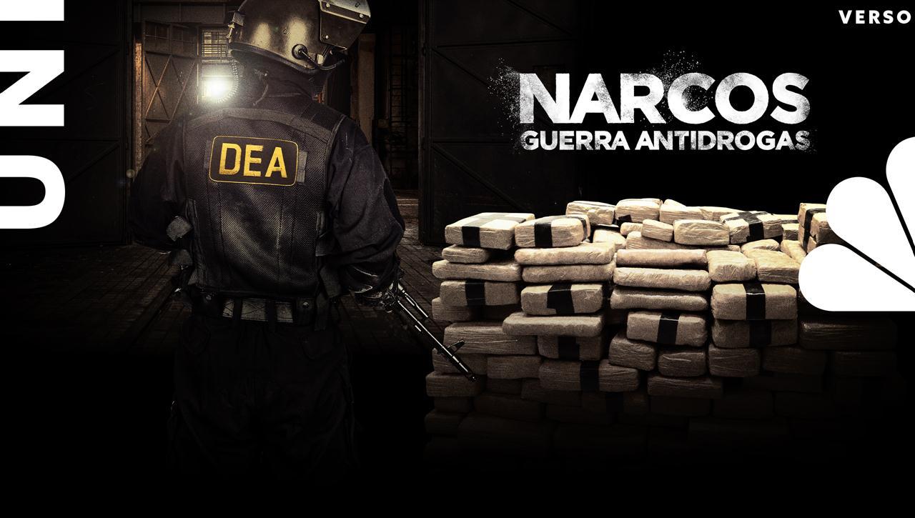 Narcos: Guerra Anti-drogas
