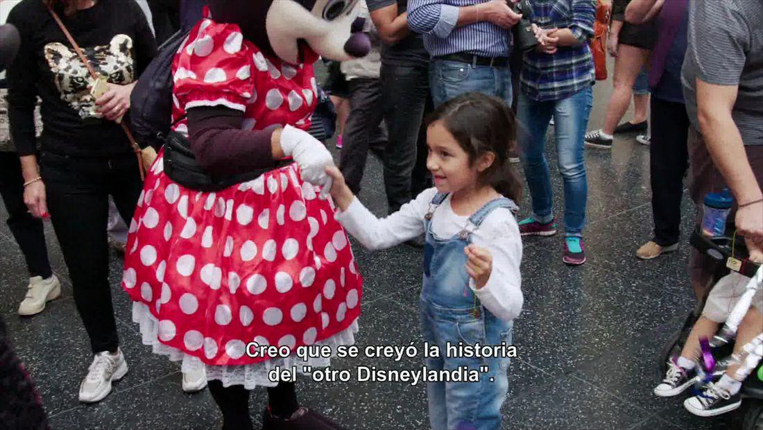 Fake Disney