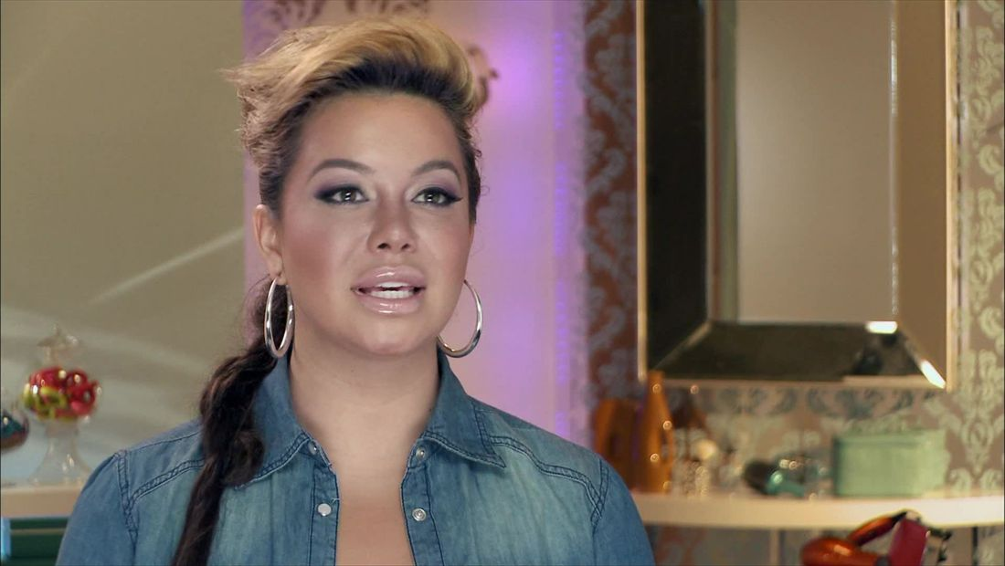 Chiquis' shopping habits