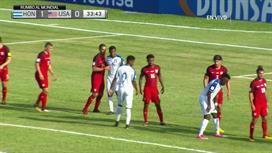 HONDURAS vs USA