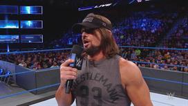 WWE SMACKDOWN 3/25