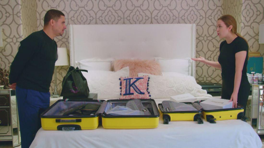 """""""Házme la maleta."""""""