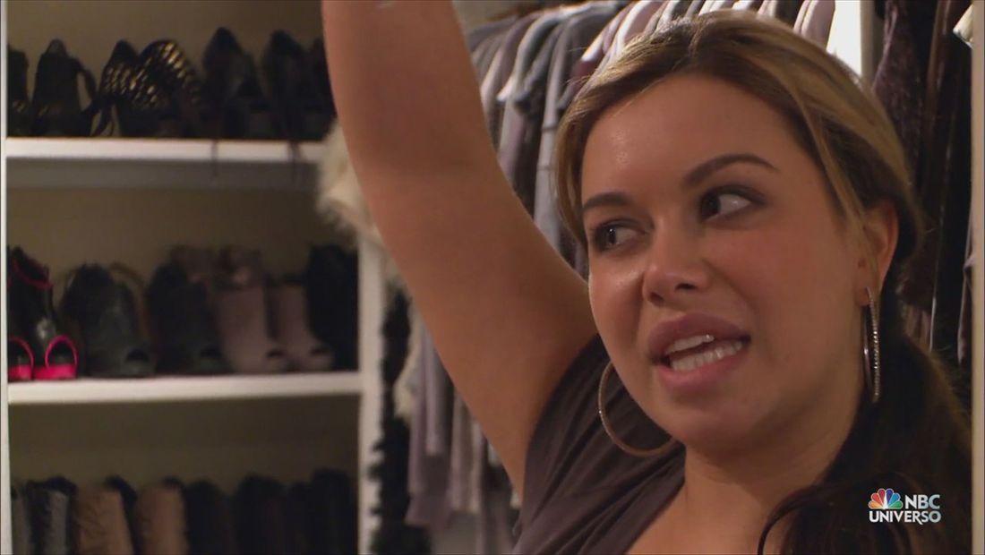 I love Jenni: Chiquis se olvida de sacar el precio (VIDEO)