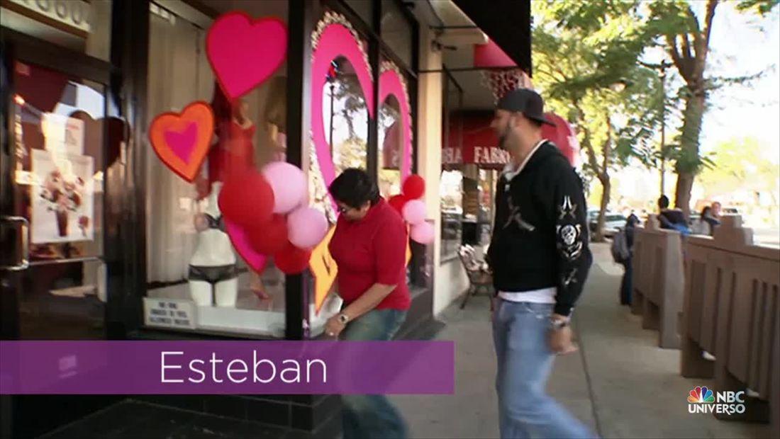 I love Jenni: Esteban compra ropa íntima para Jenni (VIDEO)