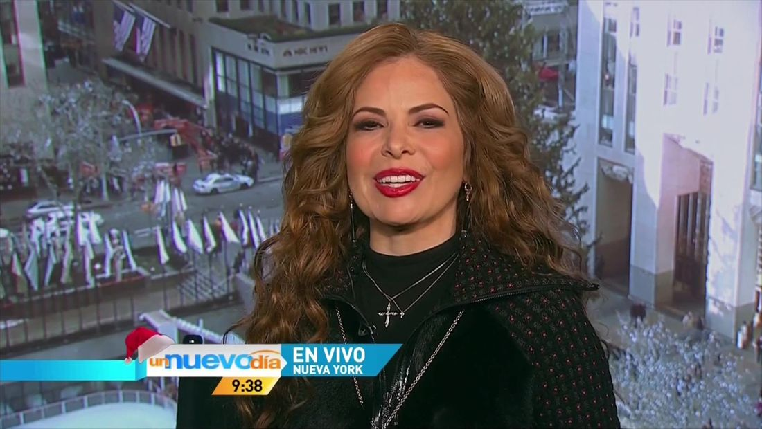 Gloria Trevi recuerda a Jenni Rivera entre lágrimas (VIDEO)